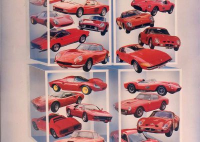 Ferraris 84x104 cm