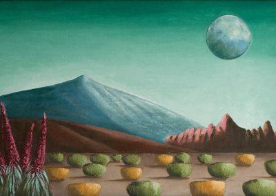 Volcano, 60 x 40
